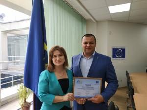 Допомагаємо ВПО разом з Проєктом Ради Європи